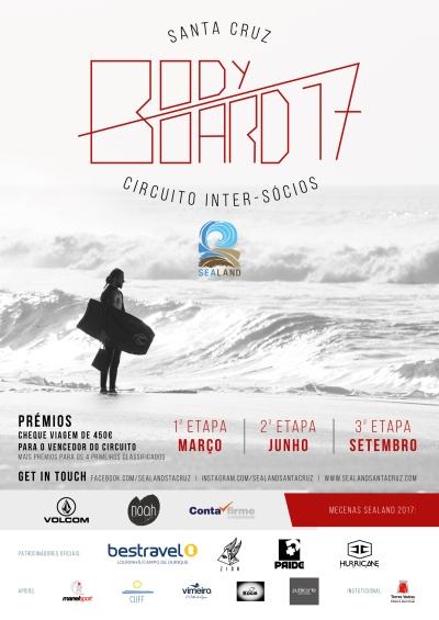 Circuito 2017 Bodyboard